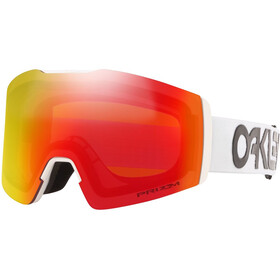 Oakley Fall Line XM Snow Goggles, factory pilot white/prizm snow torch